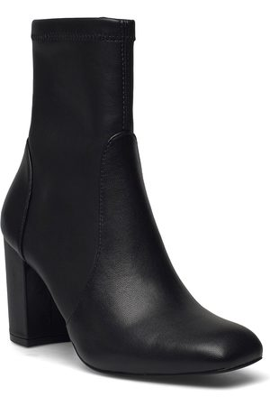 Steve Madden Quip Bootie Shoes Boots Ankle Boots Ankle Boot - Heel