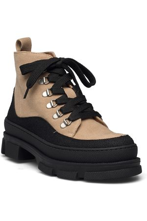 ANGULUS Boots - Flat - With Laces Shoes Boots Ankle Boots Ankle Boot - Flat