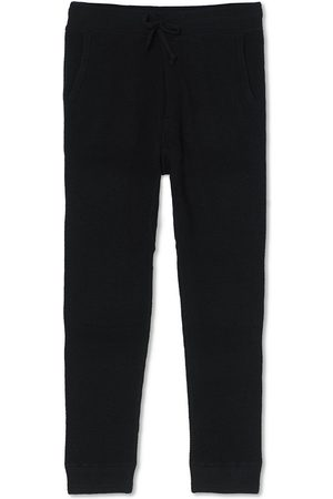 Polo Ralph Lauren Herre Joggebukser - Cashmere Knitted Sweatpants Polo Black