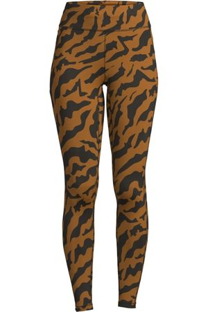 Casall Dame Treningstights - Women's Iconic Printed 7/8 Tights