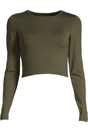 Casall Women's Crop Long Sleeve