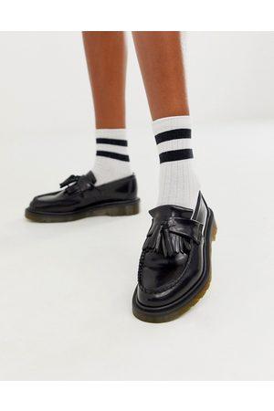 Dr. Martens Adrian tassle loafer in black