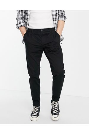 Only & Sons Chino in slim fit black