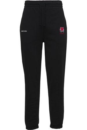 Axel Arigato Herre Joggebukser - Keith Haring Printed Sweatpants