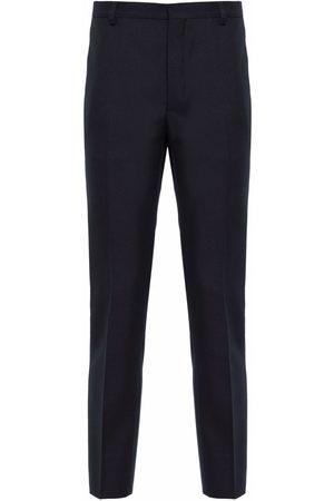 Prada Herre Chinos - Tapered tailored-cut trousers