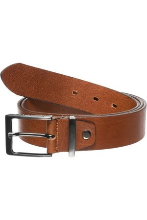 Les Deux Walker Leather Belt