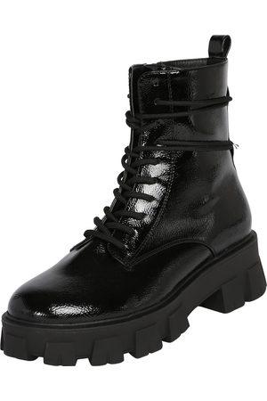 ABOUT YOU Ankelstøvlett med snøring 'Melek Shoe