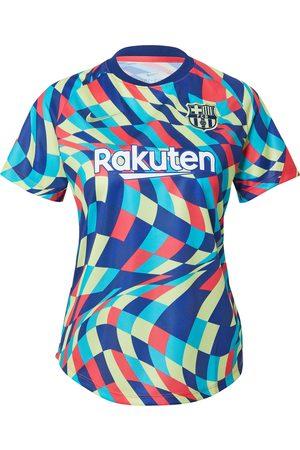 Nike Dame Trenings t-skjorter - Trikot 'FC Barcelona