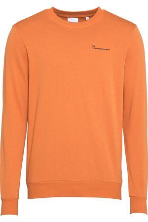 Knowledge Cotton Apparal Sweatshirt 'ELM