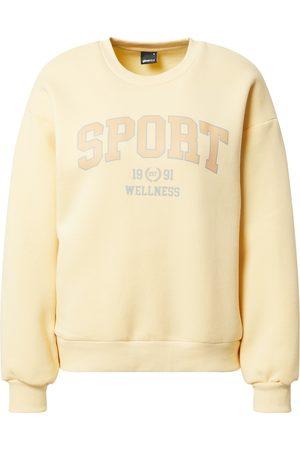 Gina Tricot Dame Sweatshirts - Sweatshirt 'Riley