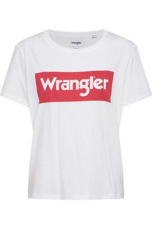 Wrangler Skjorte 'LOGO TEE
