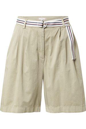 Tommy Hilfiger Dame Bukser - Plissert bukse