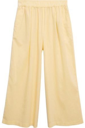 MANGO Plissert bukse