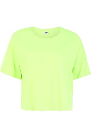 Urban Classics Curvy Skjorte 'Neon Tee
