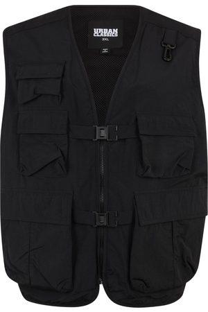 Urban Classics Big & Tall Vest 'Tactical