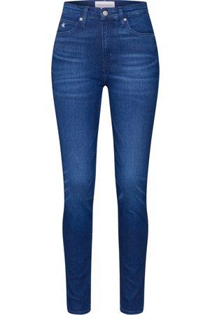 Calvin Klein Dame High waist - Jeans 'CKJ 010 HIGH RISE SKINNY
