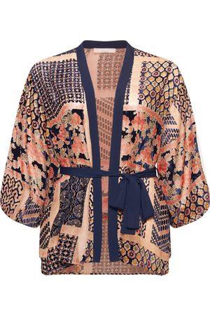 Guido Maria Kretschmer Curvy Collection Kimono 'Duffy