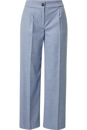 TOM TAILOR Dame Bukser - Plissert bukse