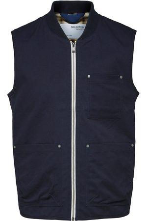 SELECTED Vest 'Baker