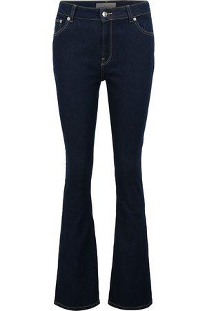 MUD Jeans Dame Bootcut - Jeans 'Hazen
