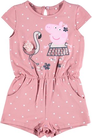 NAME IT Overall 'Peppa Pig