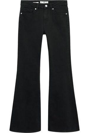 MANGO Dame Bootcut - Jeans