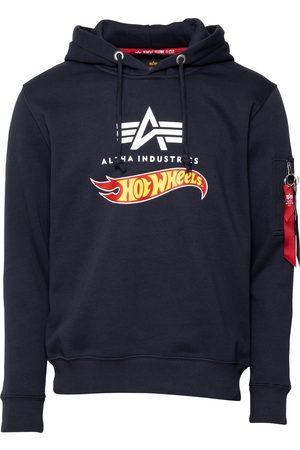 Alpha Industries Sweatshirt 'Hot Wheels