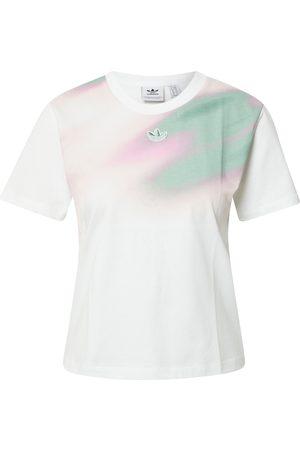 adidas Dame Kortermede - Skjorte 'T-SHIRT