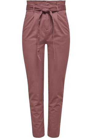 ONLY Dame Bukser - Plissert bukse