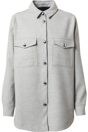 River Island Overgangsjakke 'Flannel Overshirt
