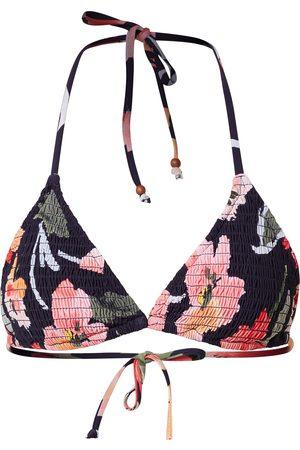 Seafolly Dame Bikinier - Bikinitopp 'Shirred Slide