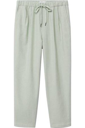 MANGO Plissert bukse 'spring
