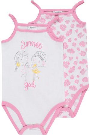 OVS Jente Body - Sparkebukser/body '0-2y Underwear PK 2 BODY GIRL