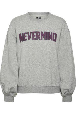 VERO MODA Dame Sweatshirts - Sweatshirt 'Venus