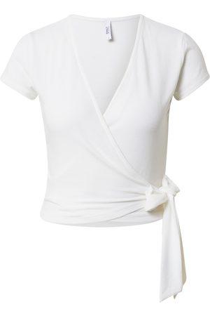 ONLY Dame Topper - Skjorte 'Saga