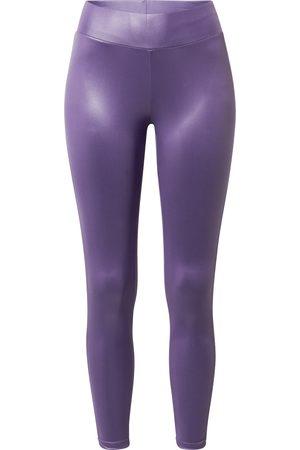 Urban classics Leggings 'Ladies Imitation Leather Leggings