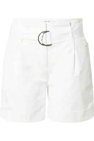 Calvin Klein Dame Bukser - Plissert bukse