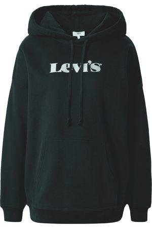 Levi's Dame Hettegensere - Sweatshirt 'GRAPHIC RIDER HOODIE