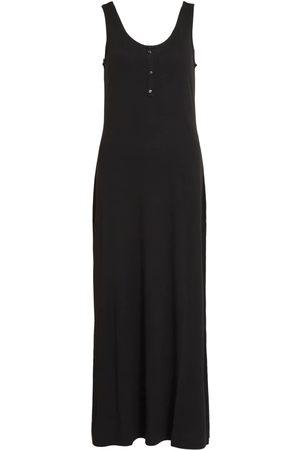 VILA Kjoler 'VIDELL MAXI S/L DRESS-NOOS