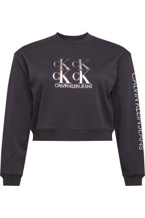 Calvin Klein Jeans Curve Dame Sweatshirts - Sweatshirt