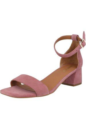 ABOUT YOU Dame Høyhælte sandaler - Stroppsandal 'Philine