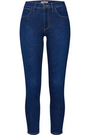 Wrangler Jeans 'High Rise