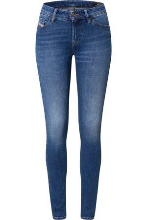 Diesel Dame Bukser - Jeans 'SLANDY