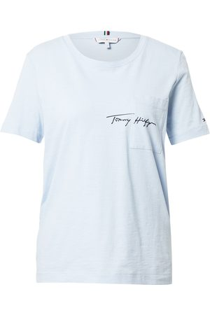 Tommy Hilfiger Skjorte ' X ABOUT YOU OPEN-NK TEE