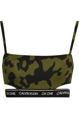 Calvin Klein Dame Bikinier - Bikinitopp