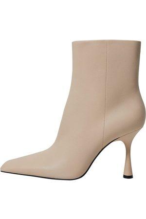 MANGO Dame Støvletter - Støvlett 'Mode