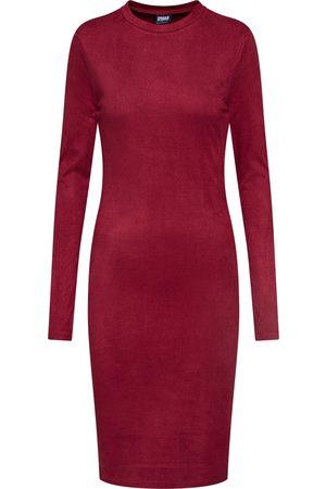 Urban classics Kjoler 'Ladies Peached Rib Dress LS