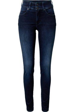Salsa Dame Skinny - Jeans 'SECRET PUSH IN SKINNY DENIM ESCURO