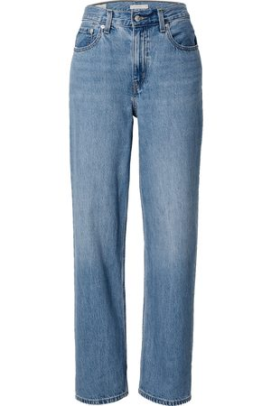 Levi's Dame Straight - Jeans 'LOOSE STRAIGHT WB