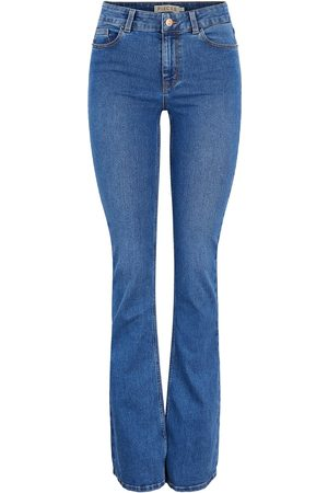 Pieces Dame Bootcut - Jeans 'Peggy
